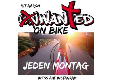 Wanted on Bike (Montag)