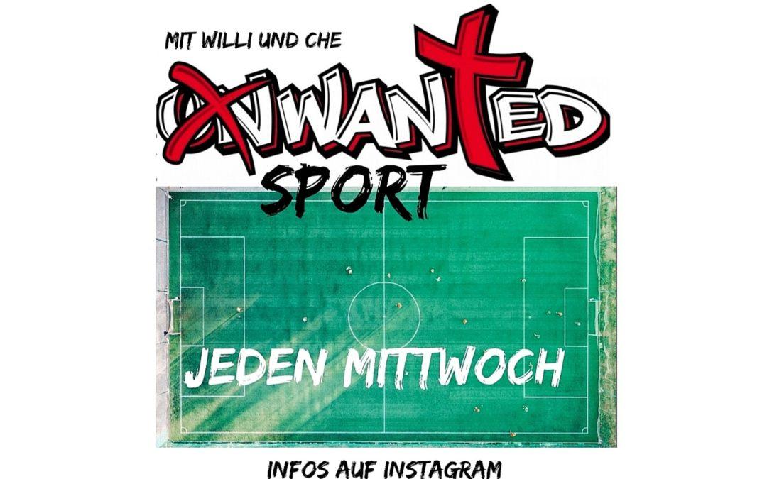 wanted Sport (Mittwoch)