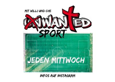wanted Sport (Mittwoch)